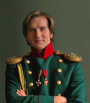 Российский красавец и отличный актер